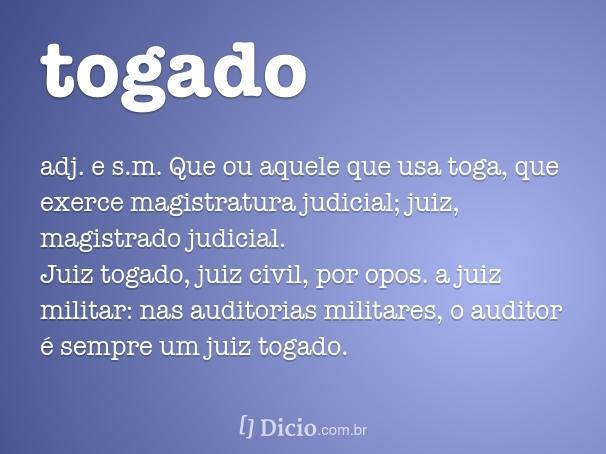 Togado